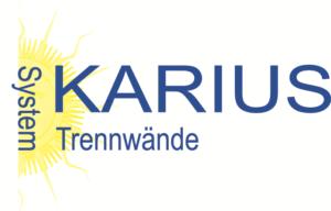 Logo Karius System Trennwände